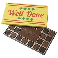 """Well Done"" Box of Chocolate"