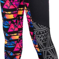 Women's Santa Rosa Flex Splice Tights - Active Swimwear - Swimwear - Womens | TYR