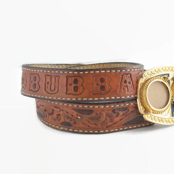 best leather name belts products on wanelo