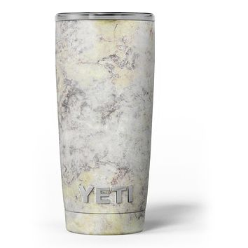 Marble Surface V2 Yeti Rambler Skin Kit
