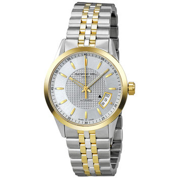 Raymond Weil Freelancer Automatic Two-tone Mens Watch 2770-STP-65021