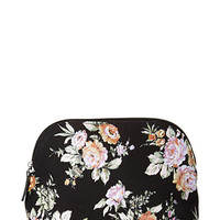 Fantasy Floral Midsize Cosmetic Bag
