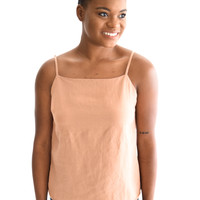 Pretty Little Thing Top In Blush