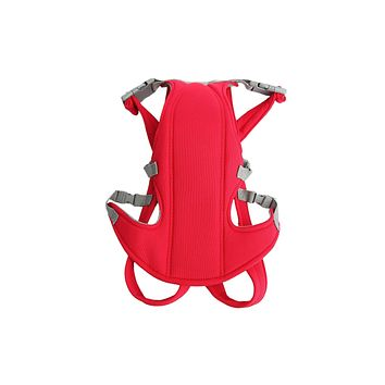Adjustable Infant Baby Carrier Newborn Kid Sling Wrap Rider Backpack Red