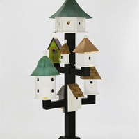 Bird Display - Holds Up To 8 Houses Or Feeders Not Included