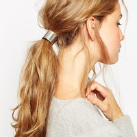 ASOS Sleek Circle Hair Tie