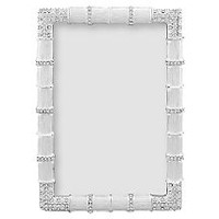 Tiffany Frame, 4x6, White