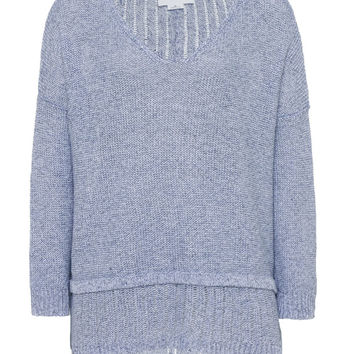 PHYLLIS KNITTED TOP
