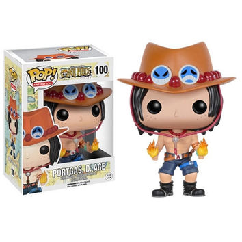 One Piece - Portgas Ace Pop! Figure