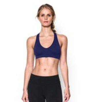 Under Armour Women's UA Seamless Plunge Sports Bra