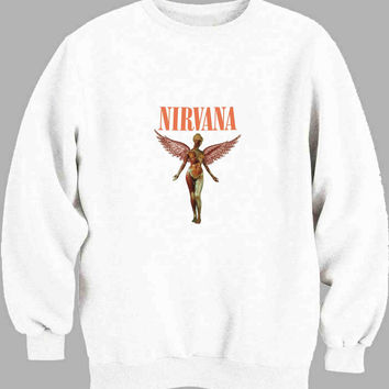 NIRVANA Art Sweater for Mens Sweater and Womens Sweater *