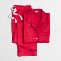 Factory pajama set : Online Exclusives | J.Crew Factory