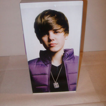 Jewelry Box Justin Bieber by StrictlyCute on Etsy