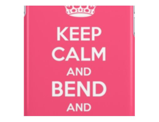 Legally Blonde - Keep Calm and Bend and Snap