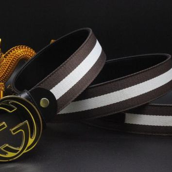 Gucci Belt Men Women Fashion Belts 502501