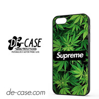 Supreme Weed DEAL-10402 Apple Phonecase Cover For Iphone 5 / Iphone 5S