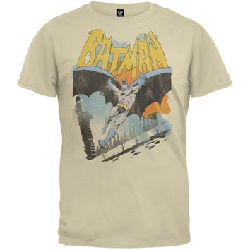 Batman - Cape Soft T-Shirt