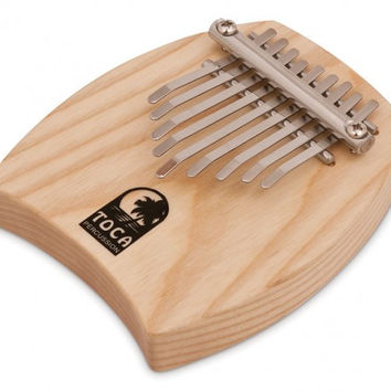 Toca Wood Kalimba Thumb Piano - Small