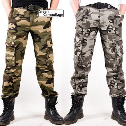 Cargo Pants For Men Swag Men Casual Cargo Pants