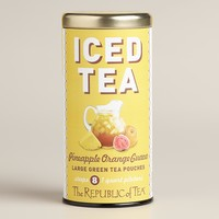The Republic of Tea Pineapple Orange Guava Iced Tea - World Market