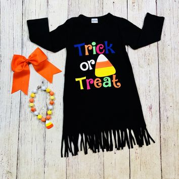 RTS Trick or Treat Dress D1
