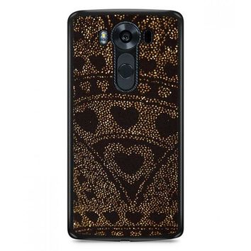 Asos Leggings In Glitter Heart LG V30 Plus Case | Casefruits