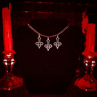 Satanas necklace from Lucyfer