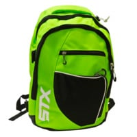 STX Sidewinder Backpack - Neon Green | Lacrosse Unlimited