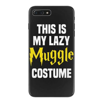 This Is My Lazy Muggle Costume iPhone 7 Plus Case