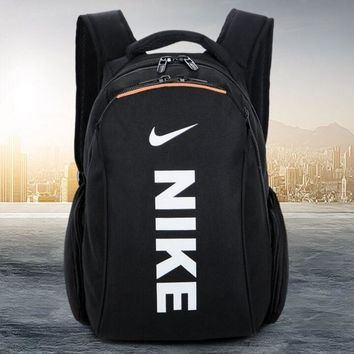 NIKE new travel double shoulder backpack outdoor mountaineering bag sports large capacity student bag-1