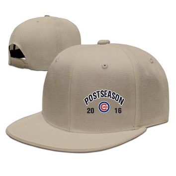 Chicago Cubs 47 GrayBlack 2016 NL Central Division Champions Breathable Unisex Adult Womens Baseball Cap Mens Baseball Cap