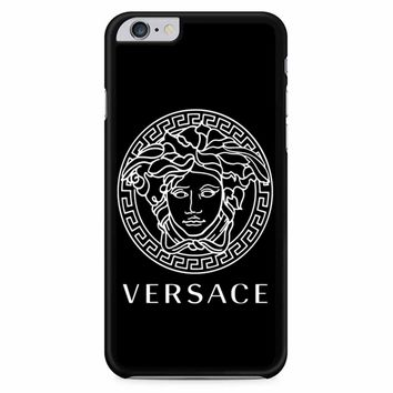 Versace Logo Black iPhone 6 Plus / 6S Plus Case
