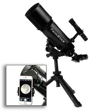 Portable 80mm Refractor, Telescope