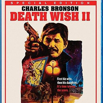 Charles Bronson & Laurence Fishburne & Michael Winner-Death Wish II
