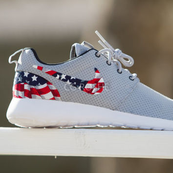 Nike Roshe Run Wolf Grey America