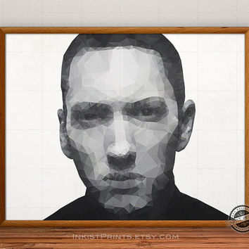 Best eminem posters products on wanelo for Eminem wall mural