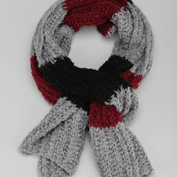 Loose Weave Rugby Scarf - Urban Outfitters
