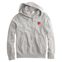 J.Crew Mens Play Comme Des Garcons Hoodie