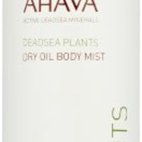 AHAVA Dead Sea Plants Dry Oil Body Mist, 3.4 fl. oz.