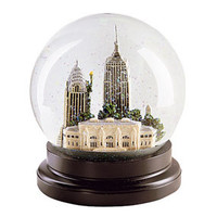 The Metropolitan Museum of Art New York Snowglobe