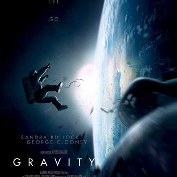Gravity 11x17 Movie Poster (2013)
