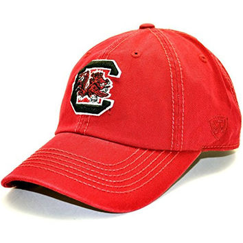 Licensed NCAA South Carolina Gamecocks Crew Adjustable Baseball Hat/Cap