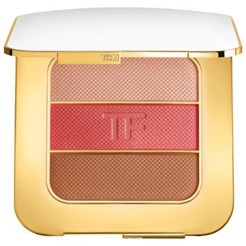 Sephora: TOM FORD : Soleil Contouring Compact : contour-palette-brush