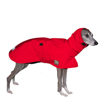 ITALIAN GREYHOUND Rain Coat, Dog Coat, Rain Slicker, Dog Raincoat