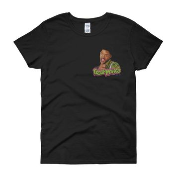 The Fresh Prince Of Bel Air Women'S T Shirt