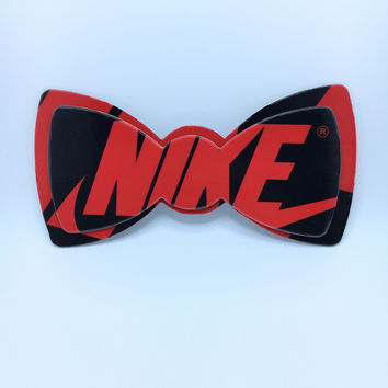 Nike Black/Red Bow Tie *Last One*