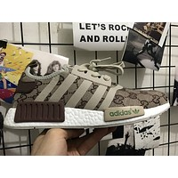 ADIDAS LV GUCCI Supreme Fashion Woman Men Sneakers Sport Shoes