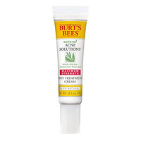 Burt's Bees Natural Acne Solutions Maximum Strength Spot Treatment Cream, 0.5 Ounces