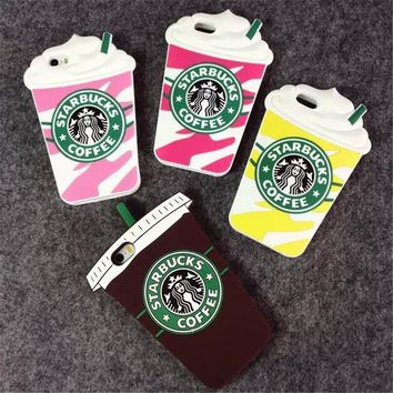 3D Starbucks Coffee Phone Case