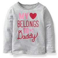 valentine's day daddy tee